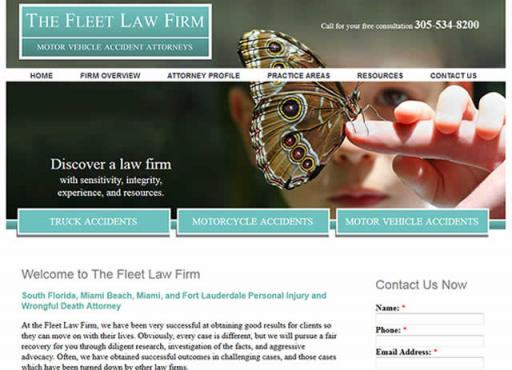 Brad S. Fleet - Fleet Law Firm