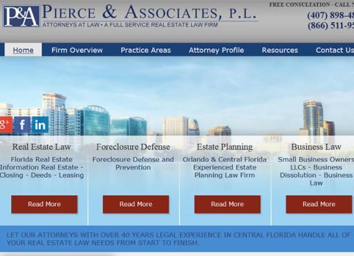Pierce and Associates, P.L.