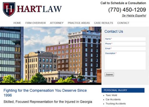 The Hart Law Firm