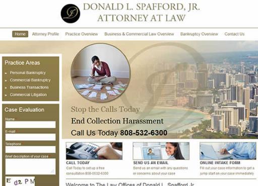 Donald L. Spafford, Jr., Attorney at Law