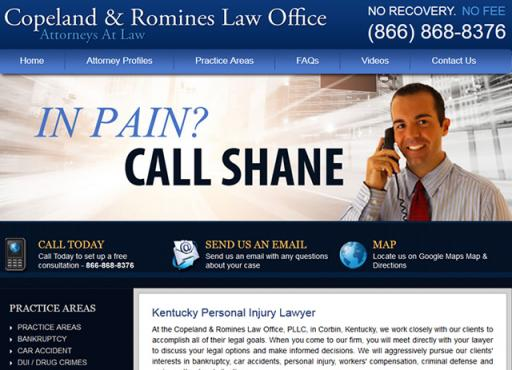 Copeland & Romines Law Office, PLLC