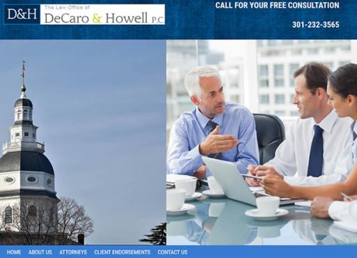 The Law Office of DeCaro & Howell, P.C.,