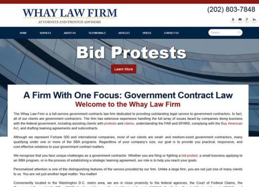 The Whay Law Firm