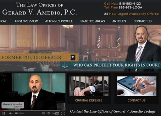 The Law Offices of Gerard V. Amedio