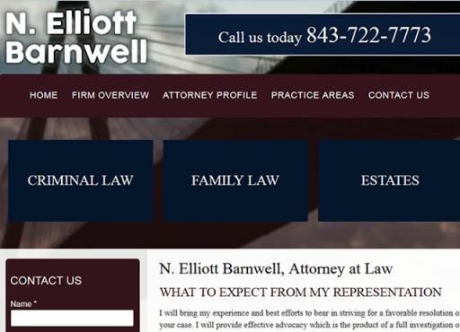 N. Elliott Barnwell, Attorney at Law