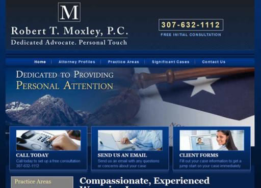 Robert T. Moxley, P.C.