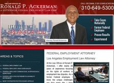 Law Offices of Ronald P. Ackerman