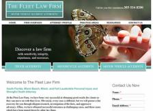 Brad S. Fleet - Fleet Law Firm