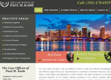 The Law Offices of Paul M. Kade