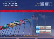 The Law Office of William M Cavanaugh, P.A.