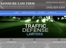 Oklahoma Traffic Lawyers
