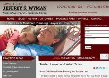 Law Office of Jeffrey S. Wyman
