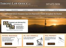 Throne Law Office